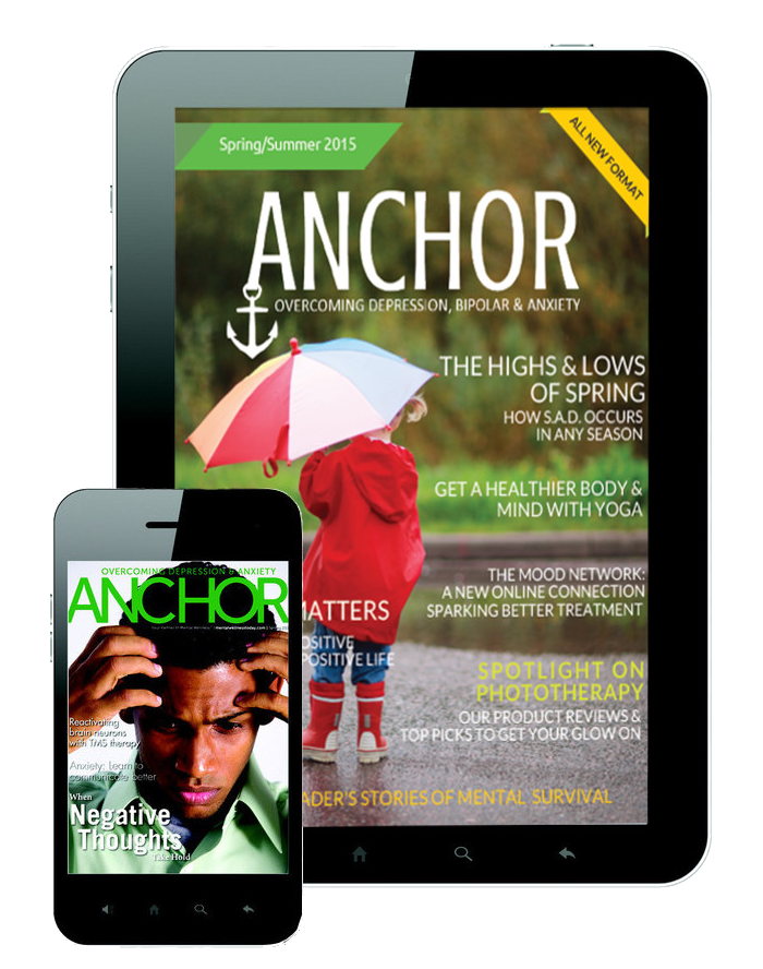 Anchor Magazine Cover